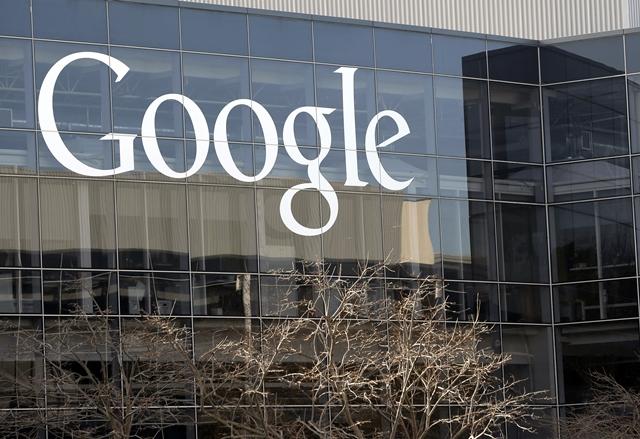 Na snímke sídlo amerického internetového gigantu Google