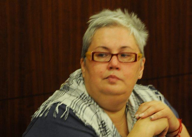 Na snímke Monika Kozelová