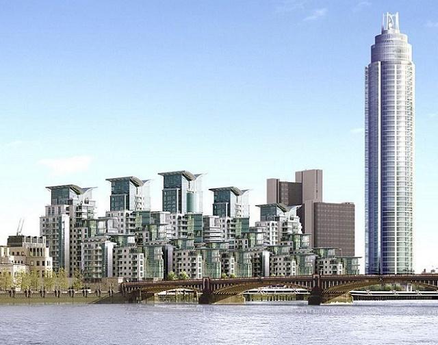 Takto vyzerá luxusná výstavba St. George Wharf v Londýne