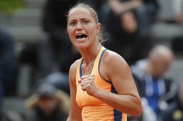 krajinská tenistka Katerina Bondarenková
