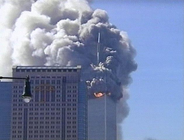 Útok na World Trade Center 11. septembra 2001