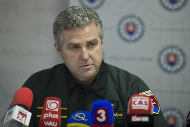 Na snímke prezident PZ SR Tibor Gašpar