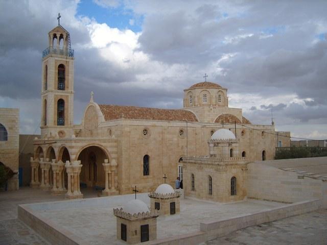 Kláštor sv. Theodosia v Jeruzaleme