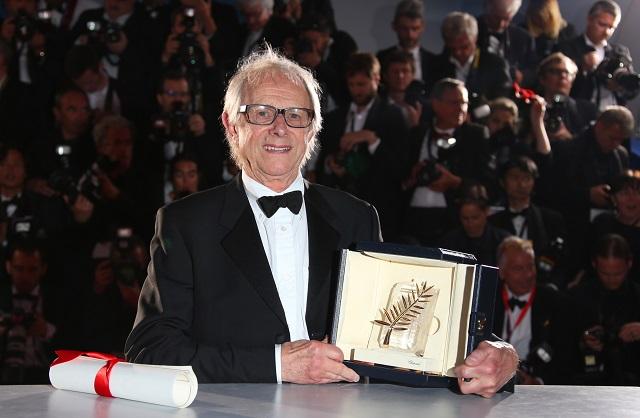latú palmu tohtoročného Medzinárodného filmového festivalu v Cannes udelili sociálnej dráme I, Daniel Blake (Ja, Daniel Blake) britského režiséra Kena Loacha (na snímke)