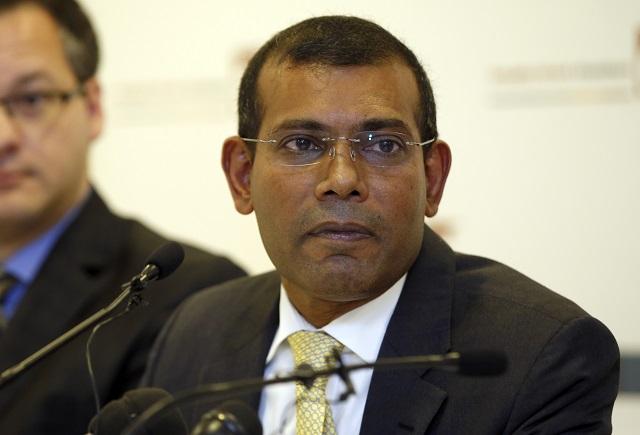 Maldivský exprezident Mohamed Nasheed
