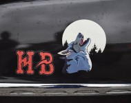 Logo Nočných vlkov