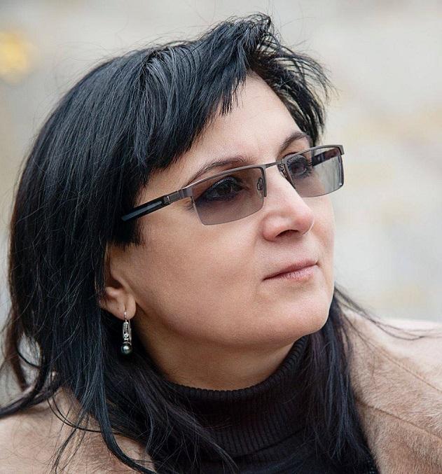 Na snímke Klára Samkov