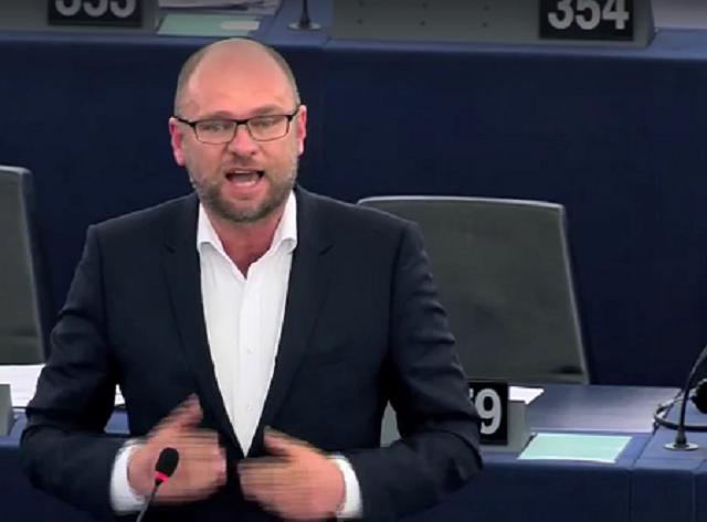 Na snímke europoslanec Richard Sulík