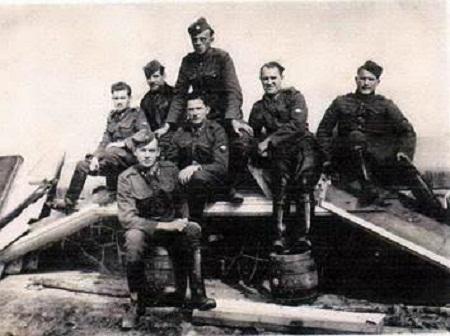Vojaci slovenskej armády