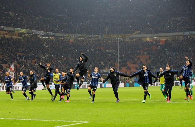 Futbalisti Interu Miláno
