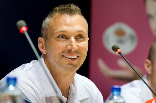 Na snímke Ľubomír Višňovský
