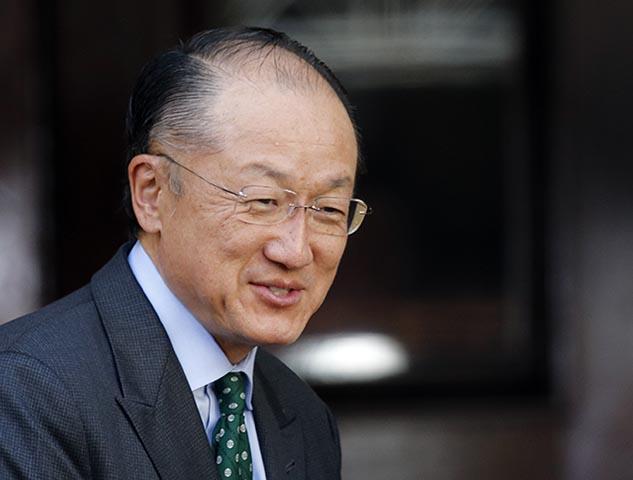 Prezident Svetovej banky Jim Jong Kim