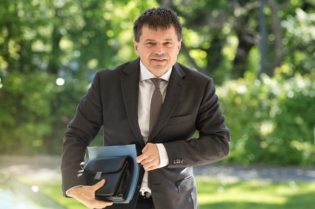 Na snímke minister školstva, vedy, výskumu a športu SR Peter Plavčan