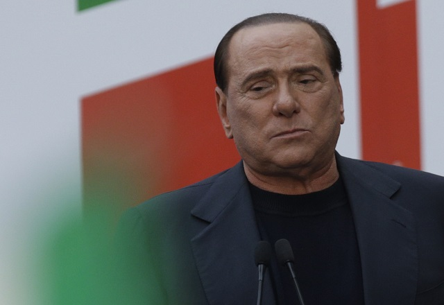 Bývalý taliansky premiér Silvio Berlusconi