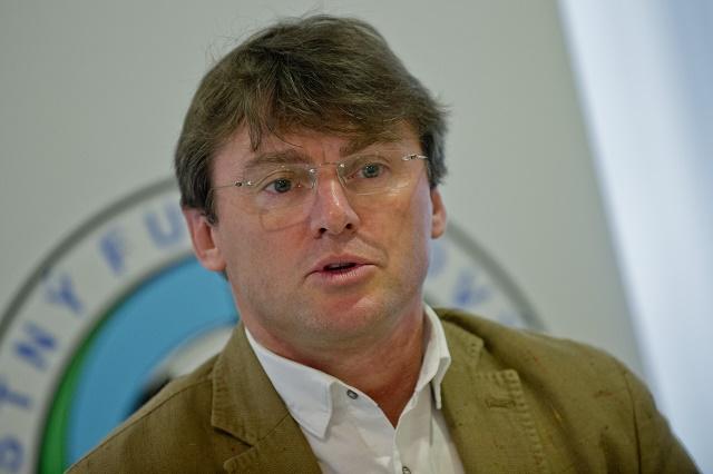 Bývalý československý a slovenský futbalový reprezentant Ľubomír Moravčík