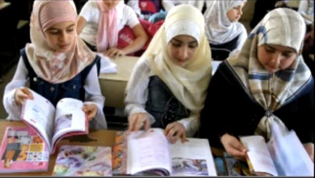 Žiaci v arabských krajinách