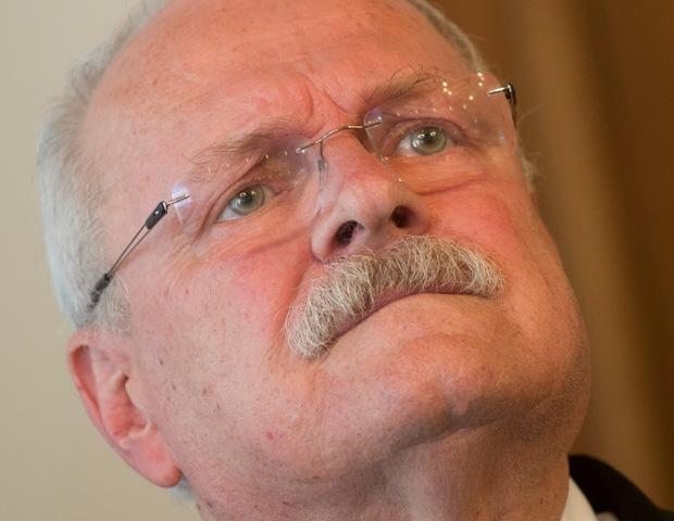 Na snímke exprezident Ivan Gašparovič