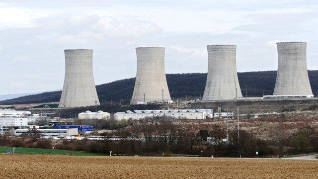 Ilustračné foto: jadrová elektráreň Mochovce