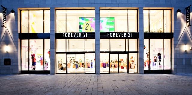 Popredný módny reťazec Forever 21 prichádza na Slovensko
