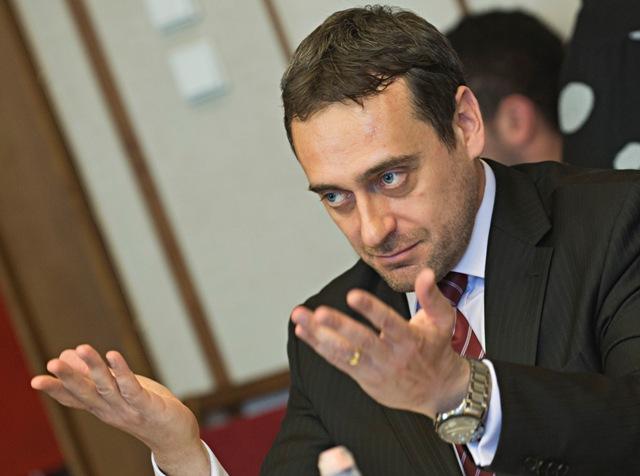 Na snímke poslanec Národnej rady SR Jozef Rajtár (SaS)