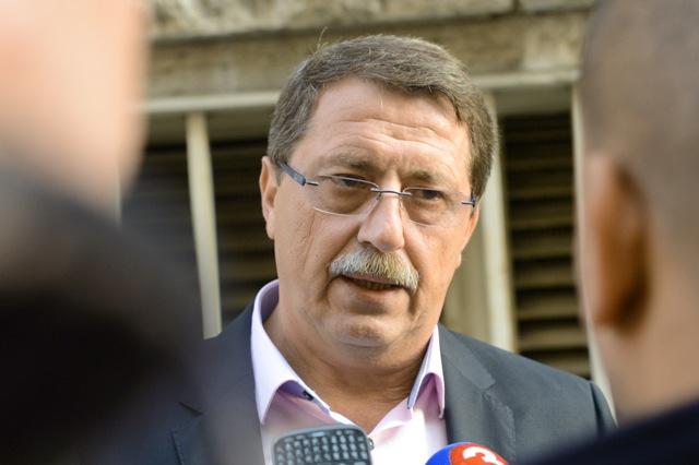 Na snímke Pavol Paška