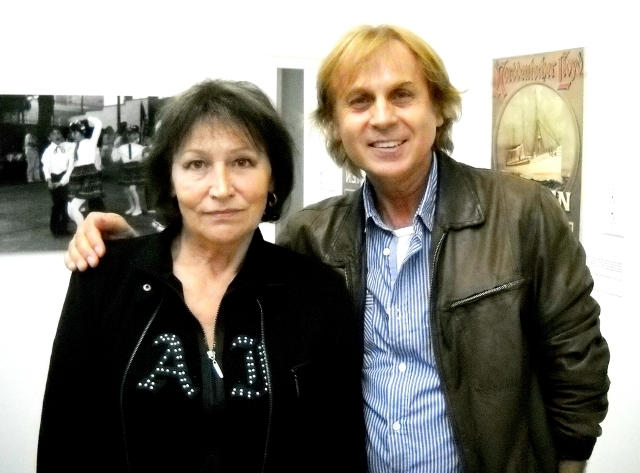 Počas spoločného koncertu s Martou Kubišovou v New Yorku