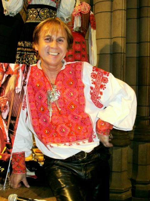 Pittsburgh, Slovenský festival. Jozef Ivaška je porotcom na tomto festivale už 14 rokov
