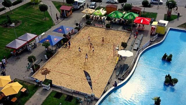 Na snímke Beach Plaza Terasa