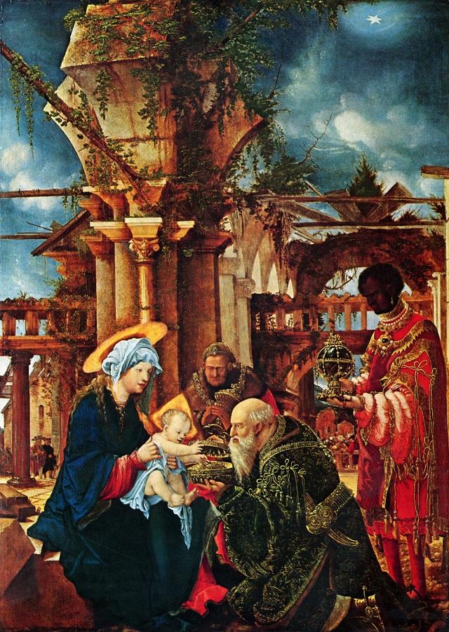 Altdorfer Adoration