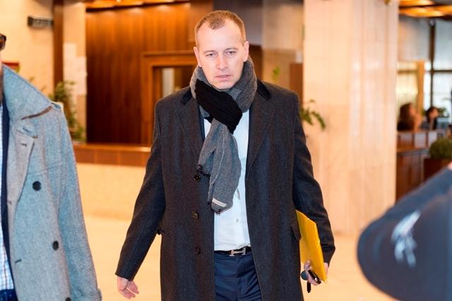 Na snímke líder hnutia Sme rodina Boris Kollár