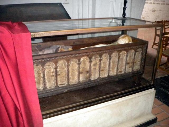 Hrob svätého Kanuta IV, katedrála v Odense