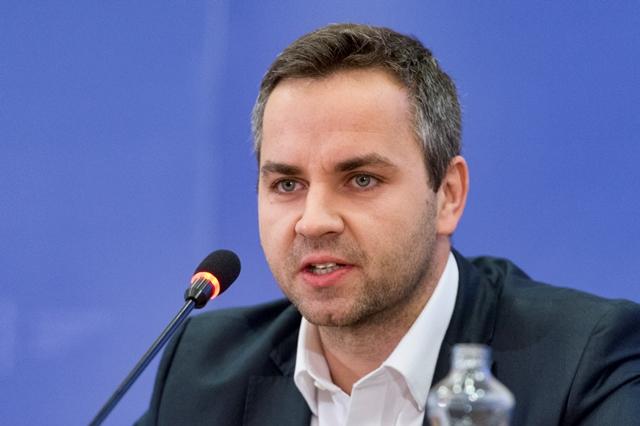 Na snímke generálny riaditeľ O2 Slovakia, s.r.o., Peter Gažík