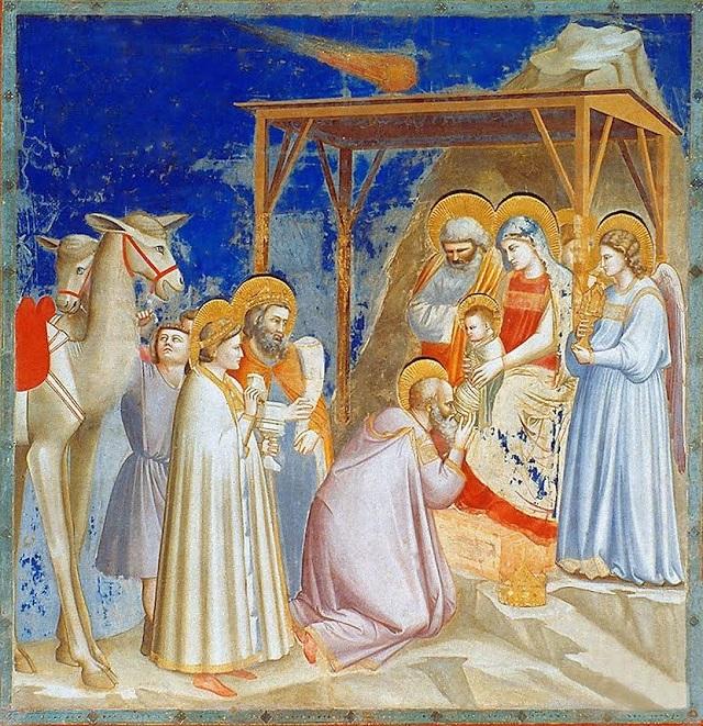 Giotto Adoration