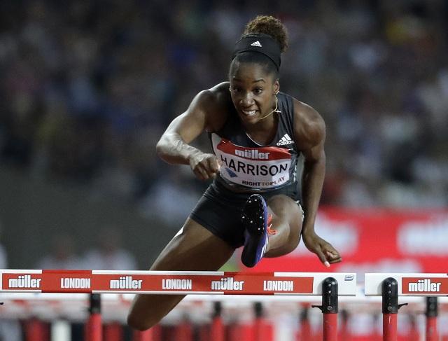ke americká atlétka Kendra Harrisonová prekonala 28 rokov starý svetový rekord v behu na 100 m cez prekážky časom 12,20 s na mítingu Diamantovej ligy v Londýne 22. júla 2016