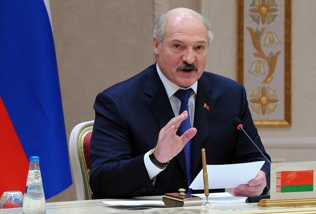 Bieloruský prezident Alexander Lukašenko