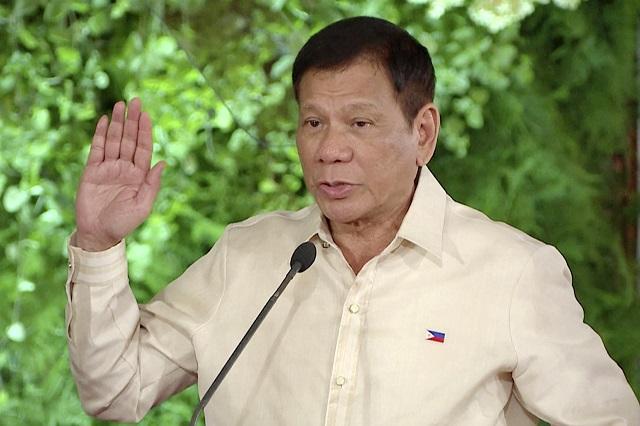 Na snímke kontroverzný nový filipínsky prezident Rodrigo Duterte