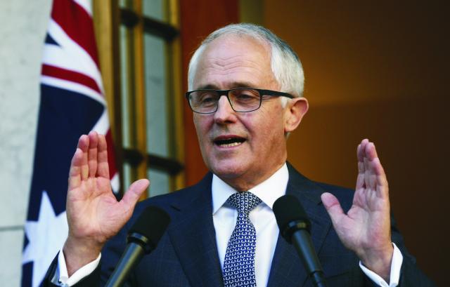 Nový austrálsky premiér Malcolm Turnbull
