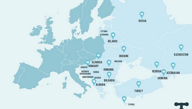 Krajiny, v ktorých nie je podľa britského webu vhodné piť vodu z vodovodu