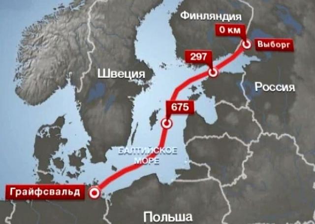 """V USA predpovedajú kolaps hospodárstva Ukrajiny kvôli """"Severnému prúdu-2"""""""