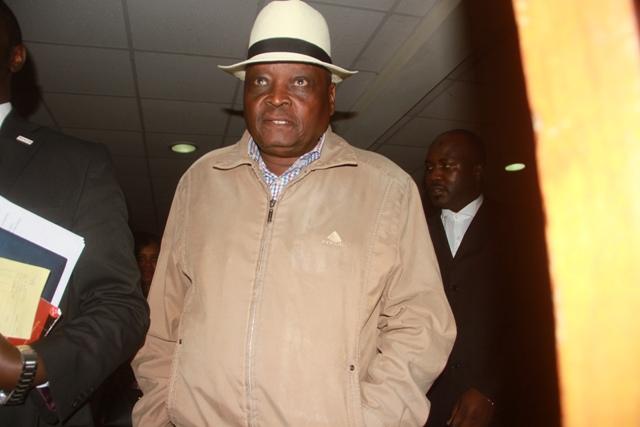Šefa kenskej atletickej výpravy Michaela Roticha (na snímke) na OH v Riu de Janeiro zadržala polícia na letisku v Nairobi po predčasnom návrate z hier