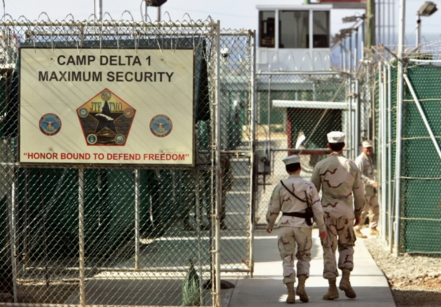 Ilustračné foto:vojenské väzenie Guantánamo