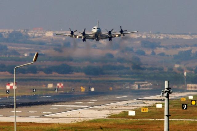 Ilustračné foto:letecká základňa v Incirlik