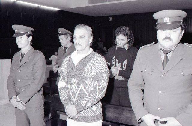 Ján Molnár, prvý vrah, ktorého po Nežnej revolúcii v roku 1989 odsúdili na doživotie