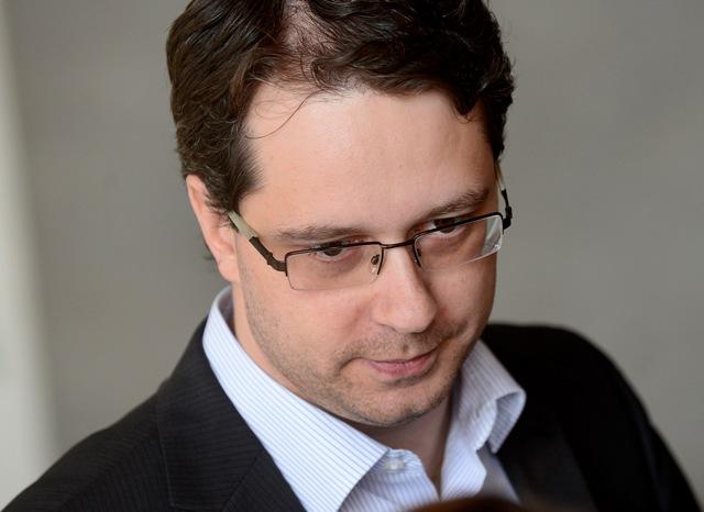 Na snímke bývalý poslanec Národnej rady (NR) SR za Smer-SD Anton Martvoň