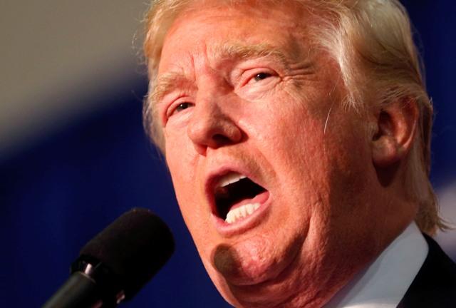 Na snímke Donald Trump Foto:TASR/AP-Gerald Herbert