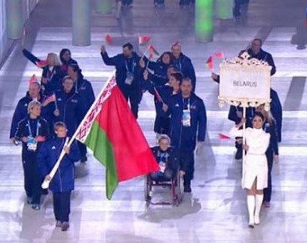 Medzinárodný paraolympijský výbor zakázal Bielorusom niesť ruskú zástavu spolu s vlastnou na otváracom ceremoniáli