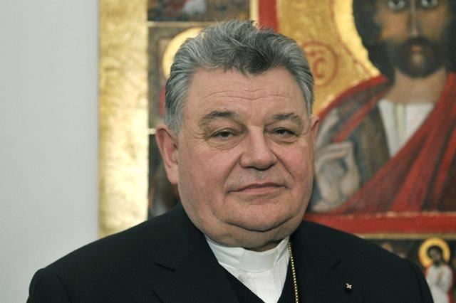 Na snímke predseda Českej biskupskej konferencie (ČBK) kardinál Dominik Duka