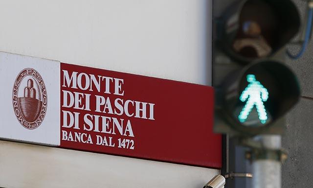 pobočka talianska banka  Monte dei Paschi di Siena