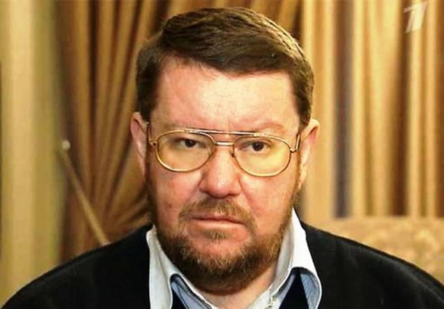 Na snímke Jevgenij Satanovskij
