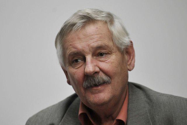 Na snímke Juraj Slezáček